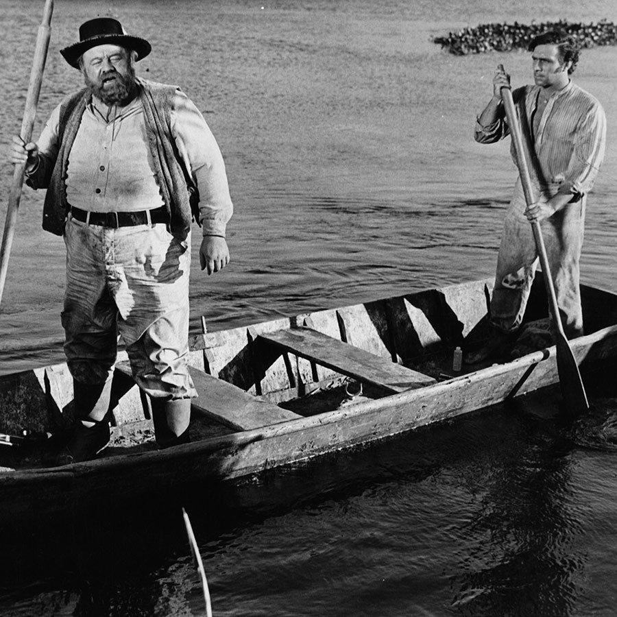 In 1958, Christopher starred with <strong>Burl Ives</strong> in <i>Wind Across the Everglades</i>. It was one of his first acting roles. He played a game warden trying to enforce conservation laws who comes up against fierce opposition from a local poacher (Burl). 