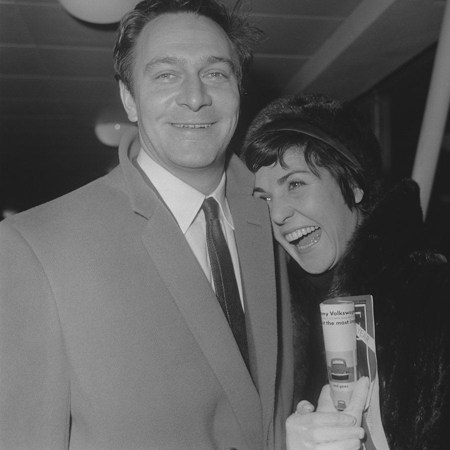 Christopher, who was married for the first time to <strong>Tammy Grimes</strong> from 1956-1960, found love again with journalist <strong>Patricia Lewis</strong> in 1961. The two married a year later, but unfortunately divorced in 1967. 