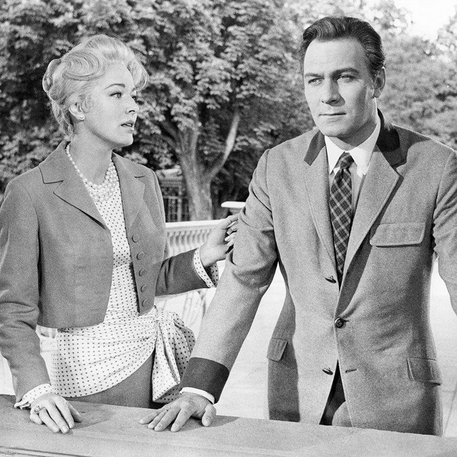 The film landed both him and Julie rave reviews for their performances as the austere Austrian army captain who learns to live a little when he falls in love with Maria (Julie) a rambunctious nun, who arrives at his family home to be governess to his nine (!) children. <strong>Eleanor Parker</strong> (left) also drew strong reviews for her portrayal of the Baroness, whose love for Captain Von Trapp is unfortunately unrequited.
