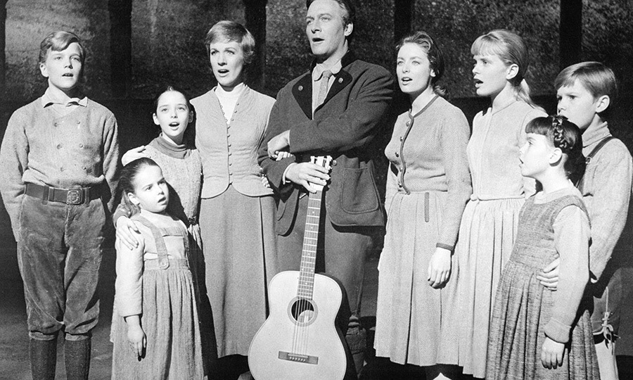 The film is still beloved by movie fans today, thanks to its music by <strong>Richard Rodgers</strong> and lyrics by <strong>Oscar Hammerstein II</strong>.