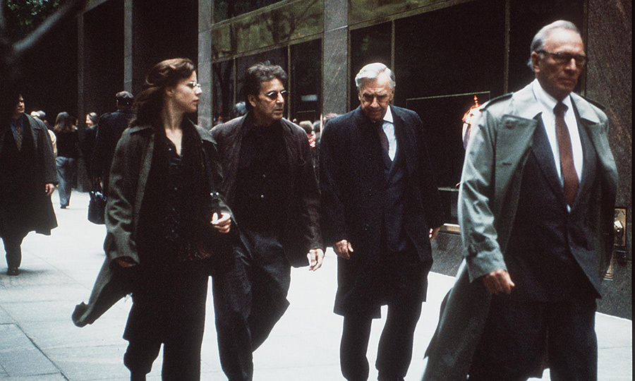 In 1999, Christopher (pictured right) starred alongside <strong>Al Pacino</strong> and <strong>Russell Crowe</strong> in <i>The Insider</i>, a fictionalized account of a <i>60 Minutes</i> story about <strong>Jeffrey Wigand</strong> (Russell), who was a whistleblower in the tobacco industry in the late '80s and early '90s.