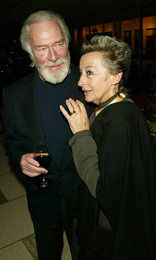 Christopher, who began his career in theatre on Broadway in 1953 and later also had extensive stints with the Stratford Festival from 1956 to 1967, returned to staging Shakespeare in the early '00s, starring in <I>King Lear</i> with <strong>Zoe Caldwell</strong> in New York in 2004.