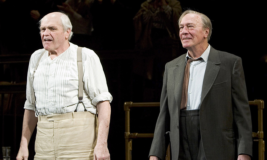 Christopher was nominated for a Tony Award in 2007 for playing Henry Drummond in the revival of <i>Inherit the Wind</i>.
