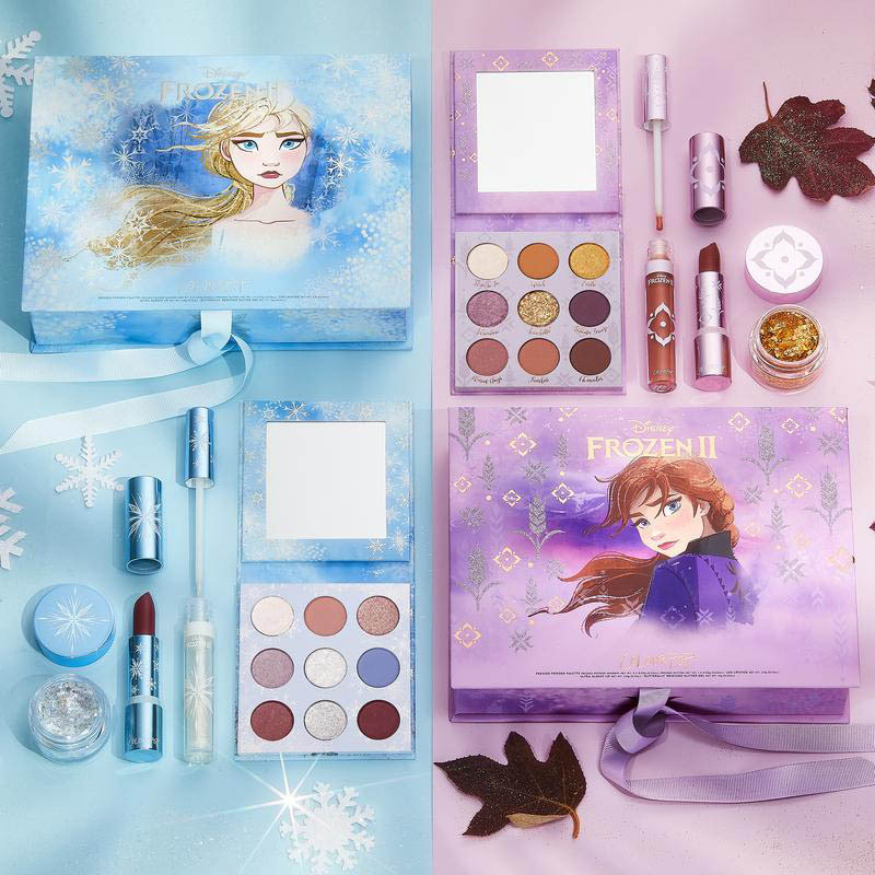 <strong>ColourPop x <em>Frozen 2 </em></strong></p><p>ColourPop had a number of Disney beauty collaborations this year so it was difficult to choose a favourite. But, the makeup brand's