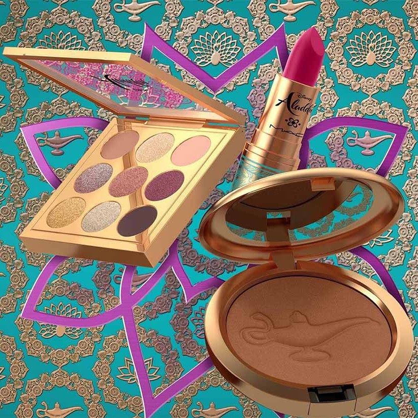 <strong>MAC x <em>Aladdin</em></strong></p><p>
