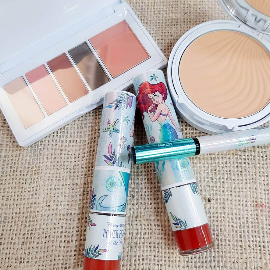 <strong>UStar x <em>The Little Mermaid</em></strong></p><p>This is one incredible Disney collaboration that fans might not have seen before because it's only available in Thailand. It is worthy of a spot on the list because Ustar totally captured the whimsical feel of <em>The Little Mermaid </em>with its four-piece collection. The illustrated packaging is enchanting!<p></p>Photo: © Instagram/ustarcosmetics