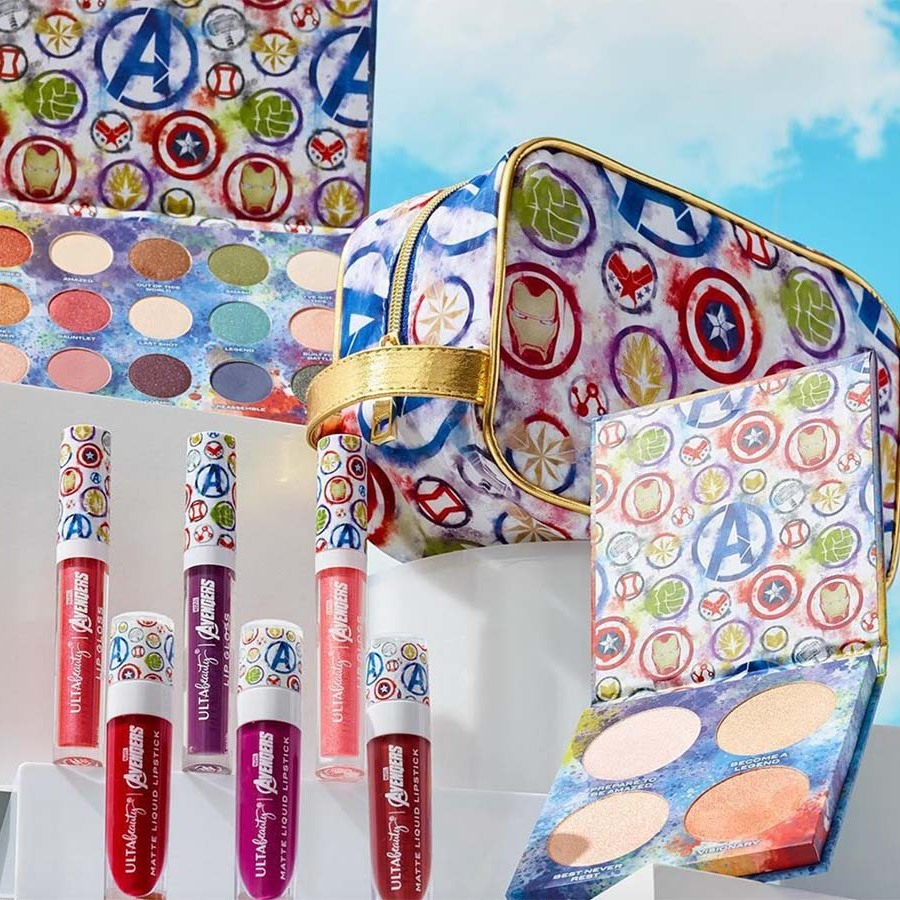 <strong>Ulta Beauty x Marvel's <em>Avengers <br>
