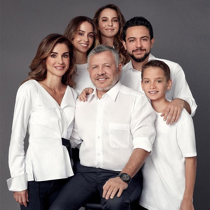 <h2>Queen Rania</h2>