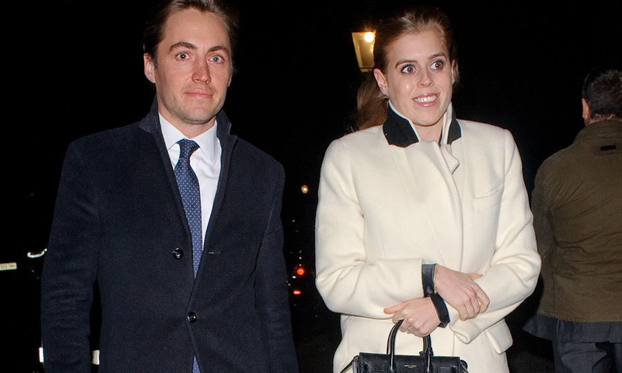 On Dec. 18, <Strong><A href=/tags/0/princess-beatrice>Princess Beatrice</a></strong> held a star-studded engagement party to celebrate her upcoming nuptials with <strong><a href=/tags/0/edoardo-mapelli-mozzi>Edoardo Mapelli Mozzi</a></strong>. The bash was held at the Chiltern Firehouse in London following <a href=/tags/0/queen-elizabeth-ii><Strong>the Queen</a></strong>'s annual pre-Christmas lunch for her family members.