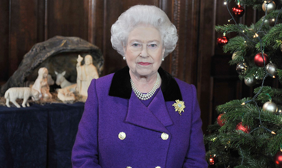 <h2>2010</h2></p><p>In some of the Queen's later Christmas speech photos royal fans can see her posing with her glasses and without them, like she did in 2010. Her rich purple suit with contrasting black collar and pearls remained a fixture in all portraits. This year's event was also unique because she delivered her speech at the Chapel Royal at Hampton Court Palace in London.</p><p>Photo: © John Stillwell - WPA Pool/Getty Images