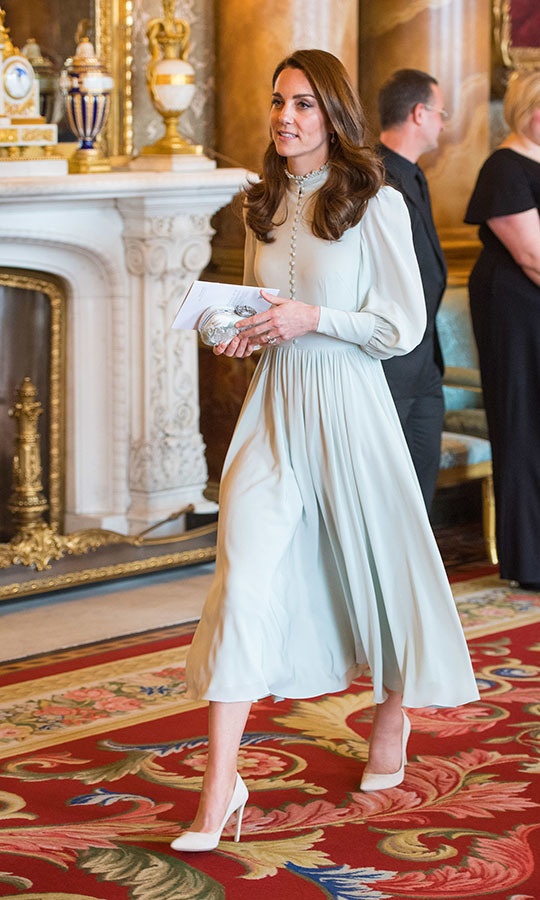 <h2>Buckingham Palace, March 5</h2></p><p>