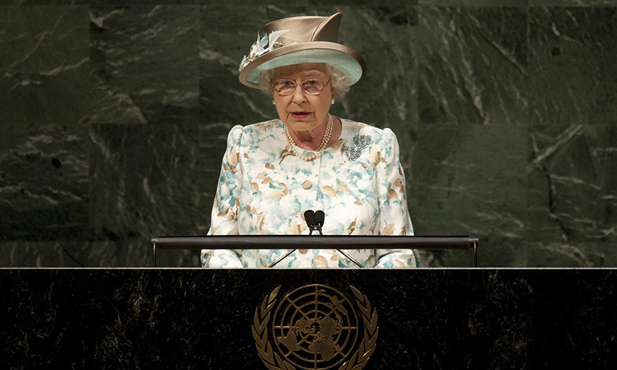<h2>The Queen, 2010</h2>