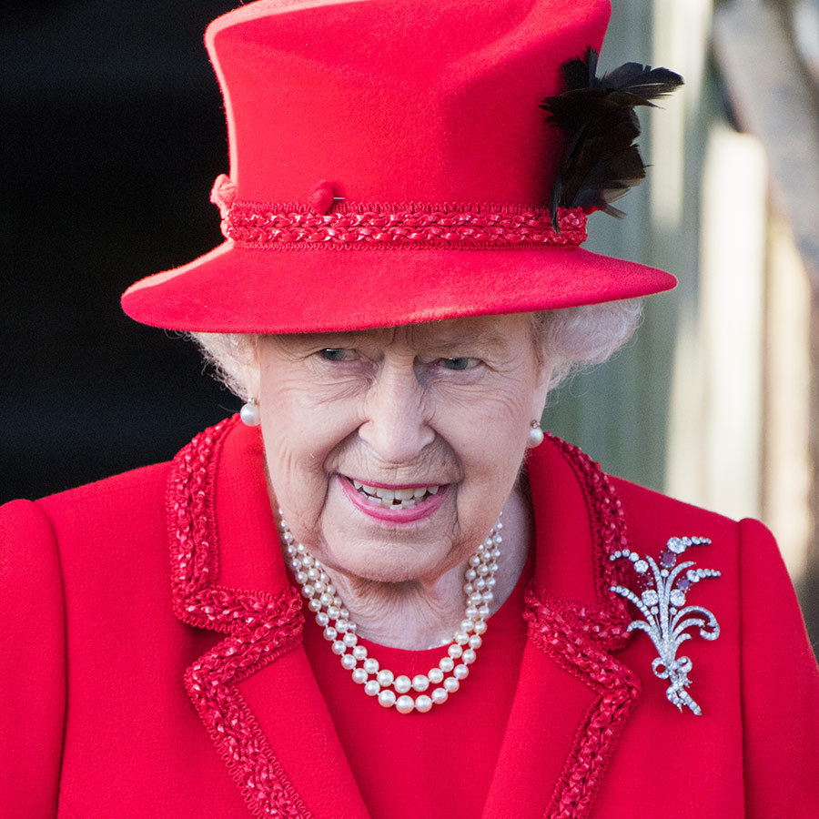 <h2>The Queen, 2019</h2>