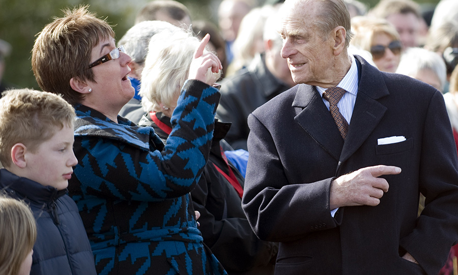 <h2>Prince Philip, 2010</h2>