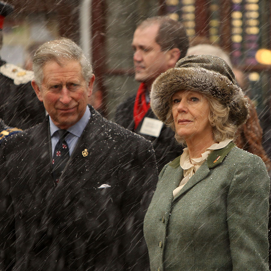 <h2>Prince Charles and Duchess Camilla, 2010</h2>