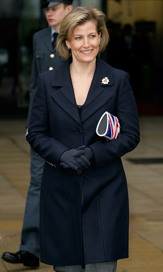 <h2>The Countess of Wessex, 2010</h2>