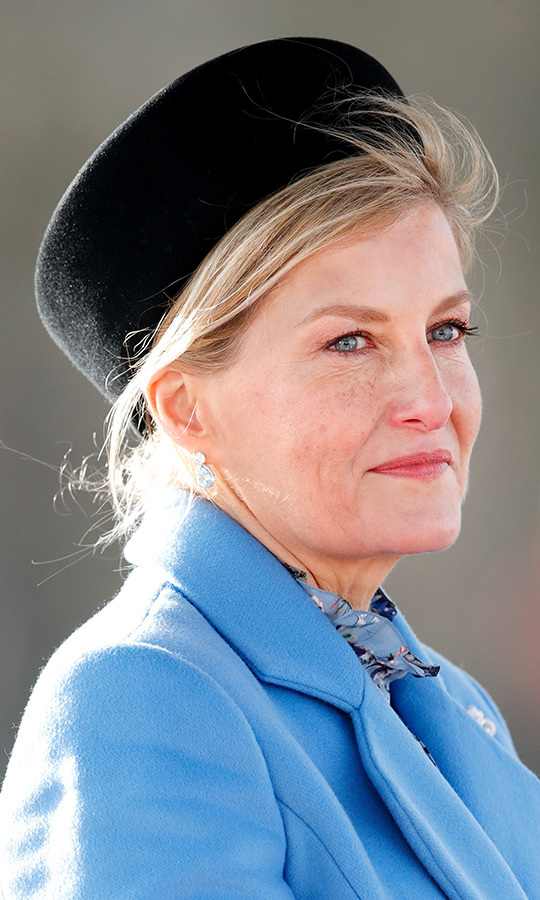 <h2>The Countess of Wessex, 2019</h2>