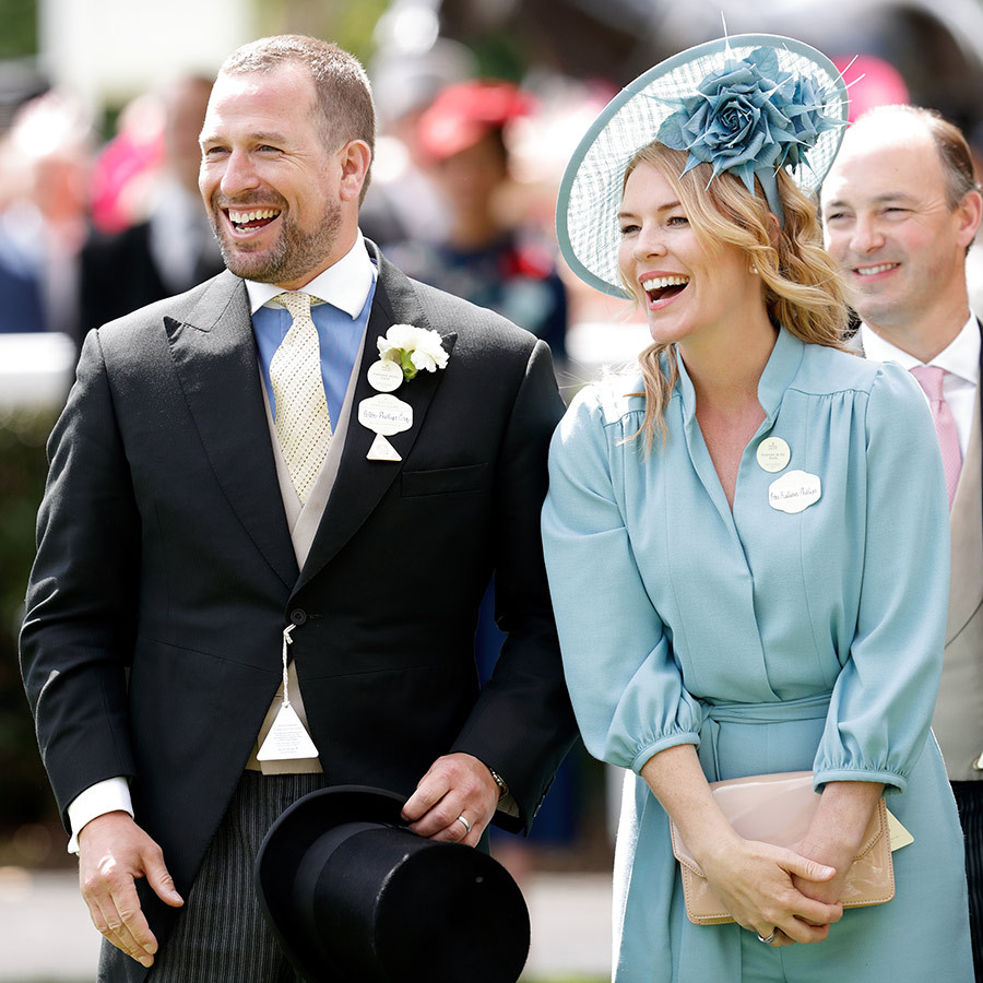 <h2>Peter Phillips and Autumn Phillips, 2019</h2>