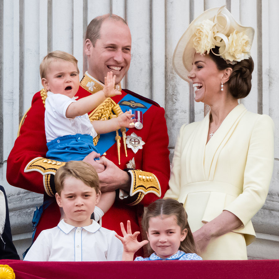 <a href=/tags/0/prince-louis><strong>Prince Louis</a></strong> was very keen to show off his best royal wave at <strong><a href=/tags/0/trooping-the-colour>Trooping the Colour</a></strong> on June 8. 