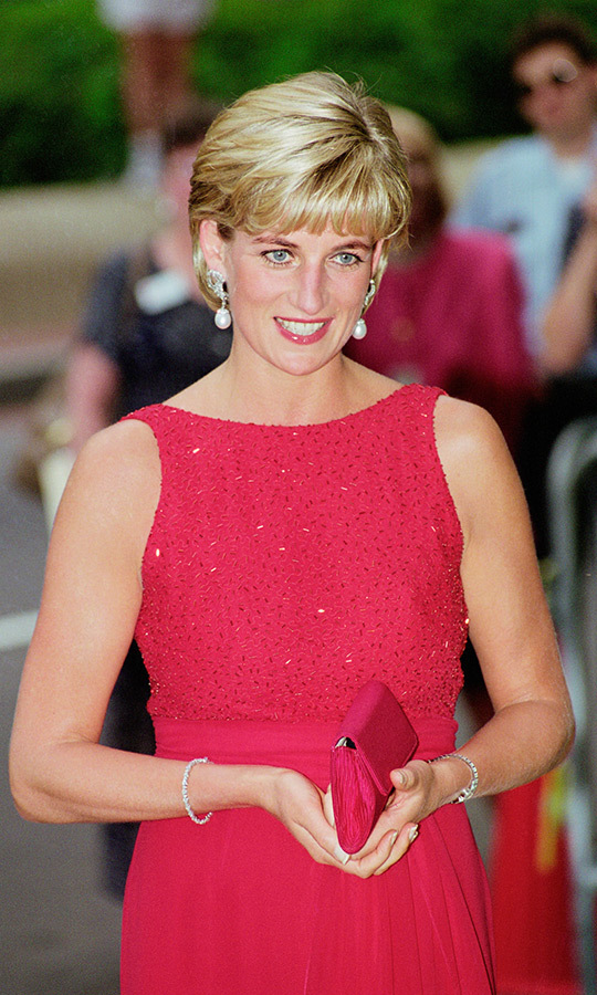 <h2>No. 9: The 22nd anniversary of Princess Diana's death</h2>