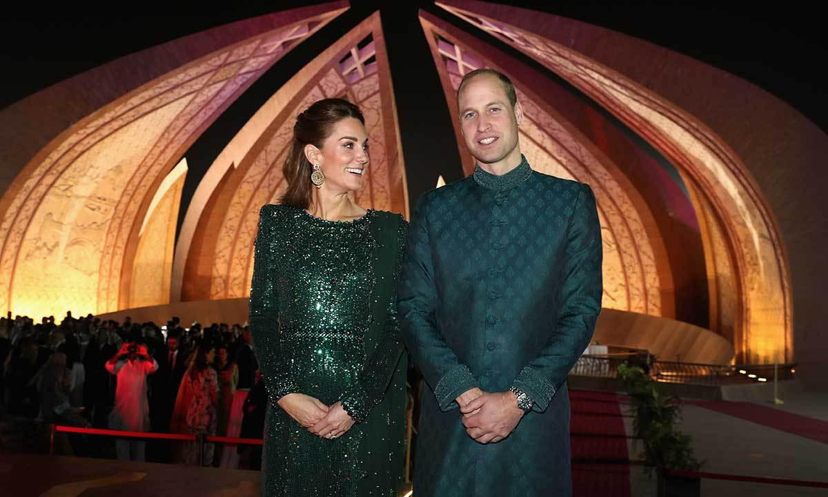 <h2>No. 2: Duchess Kate and Prince William's royal tour of Pakistan</h2>