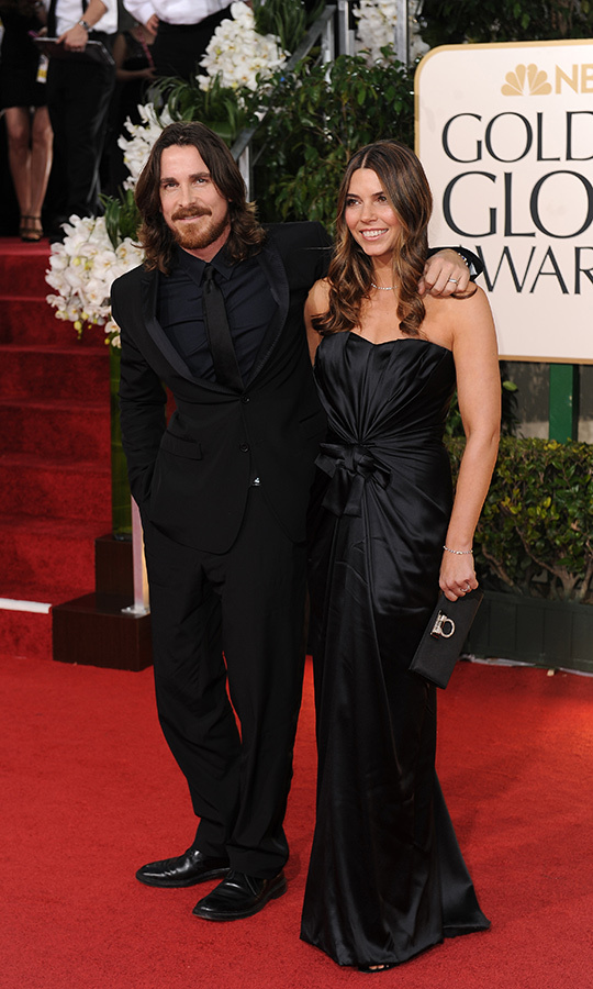 <h2>Christian Bale, 2011</h2>