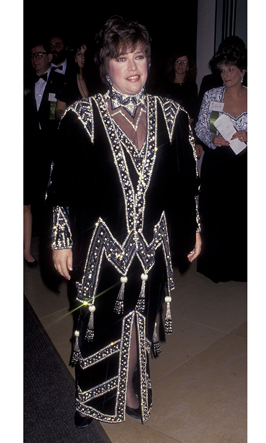 <h2>Kathy Bates, 1991</h2>