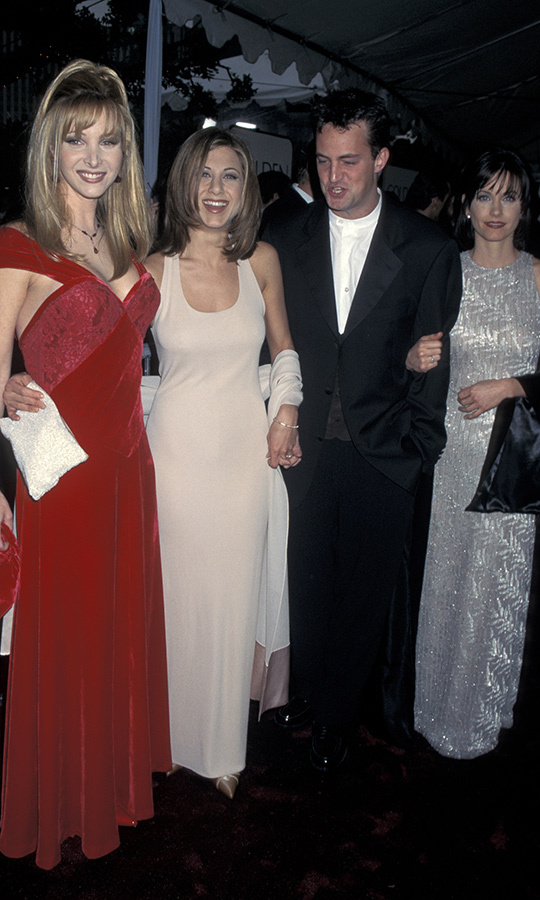 <h2>Jennifer Aniston, 1997</h2>