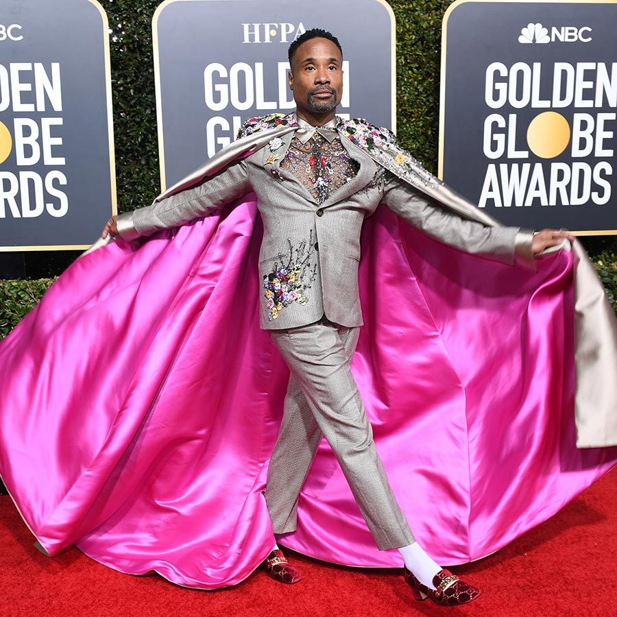 <h2>Billy Porter, 2019</h2>