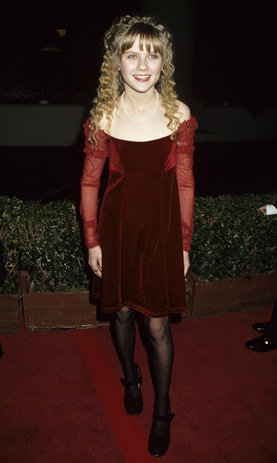 <h2>Kirsten Dunst, 1994</h2>