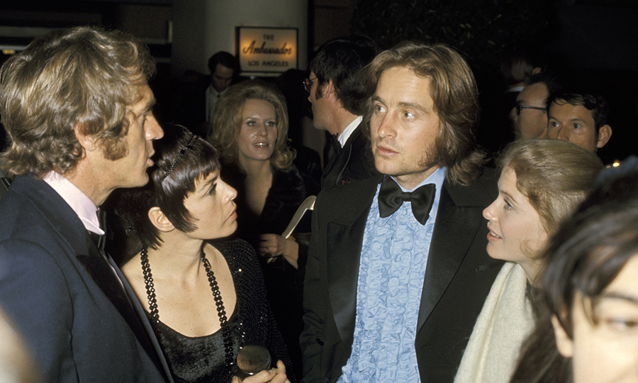 <h2>Michael Douglas, 1970</h2>