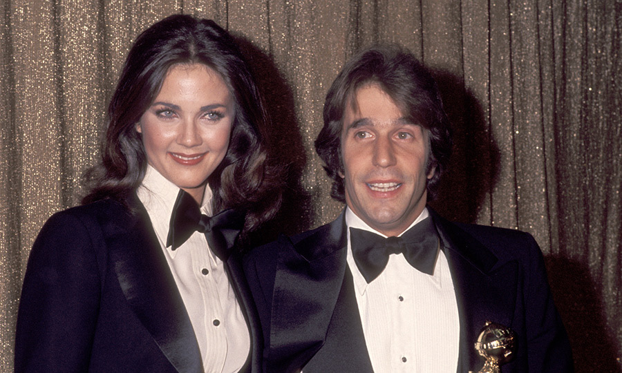 <h2>Henry Winkler, 1977</h2>