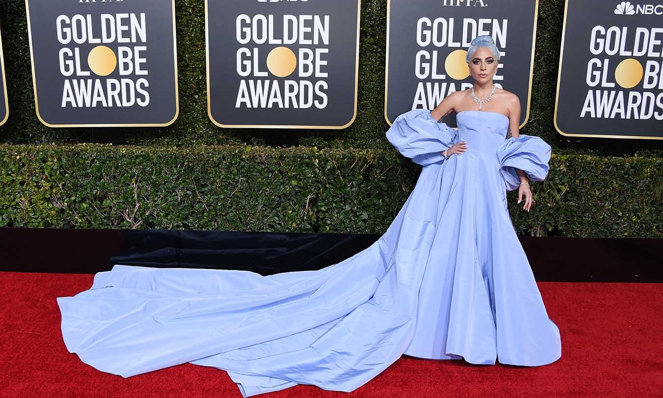 "<h2>Lady Gaga, 2019</h2><p><a href=""https://ca.hellomagazine.com/tags/0/lady-gaga"" target=""_blank""><strong>Lady Gaga</strong></a> always turns heads on the red carpet and she did at the <a href=""https://ca.hellomagazine.com/tags/0/golden-globes-2019/"" target=""_blank""><strong>2019 Golden Globes</strong></a> in a custom <a href=""https://ca.hellomagazine.com/tags/0/valentino"" target=""_blank""><strong>Valentino</strong></a> Couture dress with <a href=""https://ca.hellomagazine.com/tags/0/tiffany-co/"" target=""_blank""><strong>Tiffany & Co.</strong></a> jewellery. The fact the singer-actress matched her hair colour to her gown made it a pure Gaga moment.</p><p>Photo: © Daniele Venturelli/WireImage"