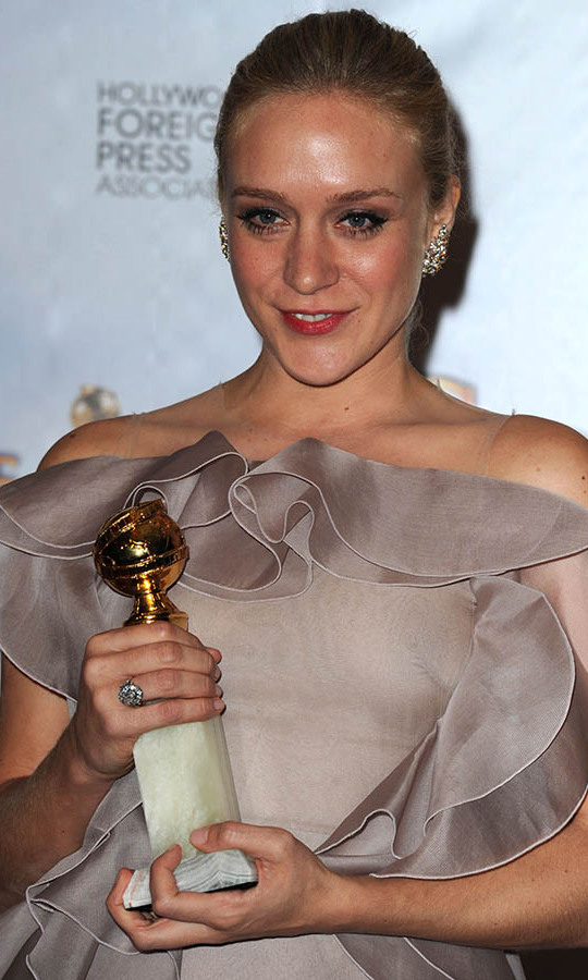 "<h2>Best Performance by an Actress in a Supporting Role in a Series, Limited Series or Motion Picture Made for Television: Chloe Sevigny</h2><p><strong><a href=""https://ca.hellomagazine.com/tags/0/chloe-sevigny"" target=""_blank"">Chloe Sevigny</a></strong> was recognized with the Best Performance by an Actress in a Supporting Role in a Series, Limited Series or Motion Picture Made for Television award for <em><strong>Big Love</strong></em> at the 2010 Golden Globes.</p><p>Photo: © Steve Granitz/WireImage"
