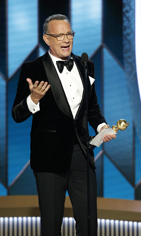 <H2>Cecil B. DeMille Award</h2>