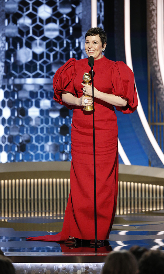 <h2>Best Performance by an Actress in a Television Series - Drama</h2>