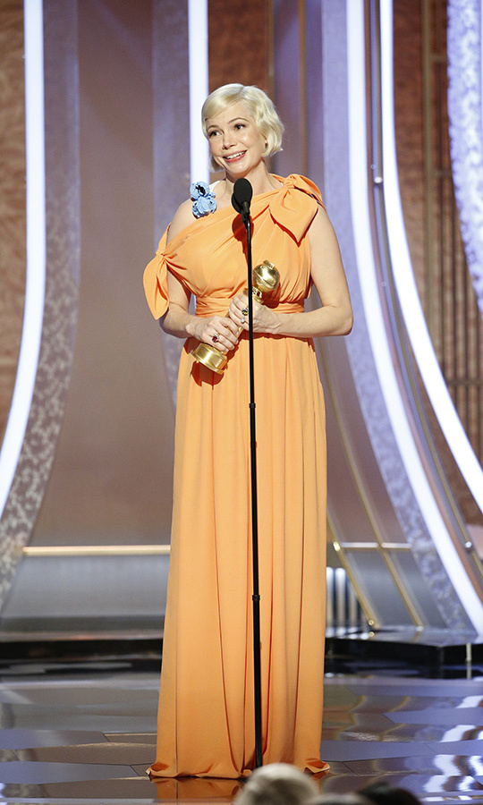 <h2>Best Performance by an Actress in a Limited Series or Motion Picture Made for Television</h2>