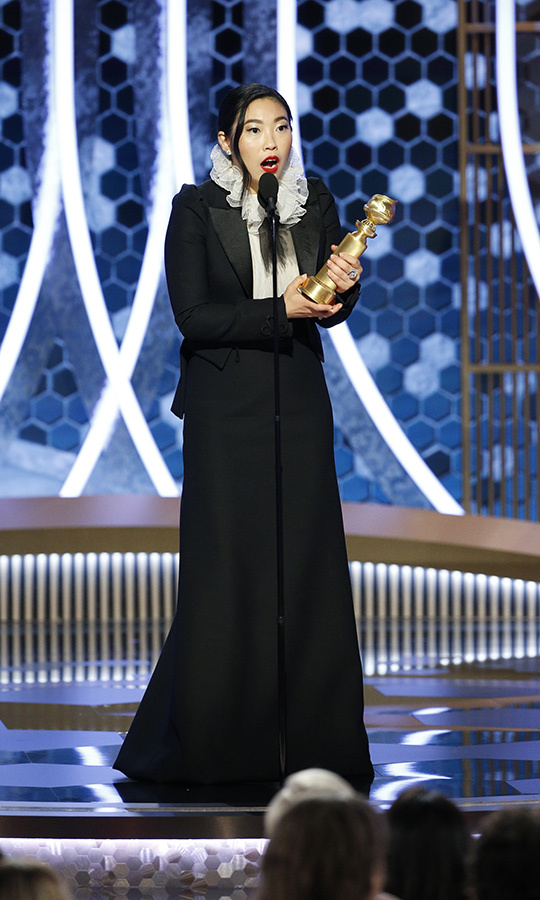 <h2>Best Performance by an Actress in a Motion Picture - Musical or Comedy</h2>