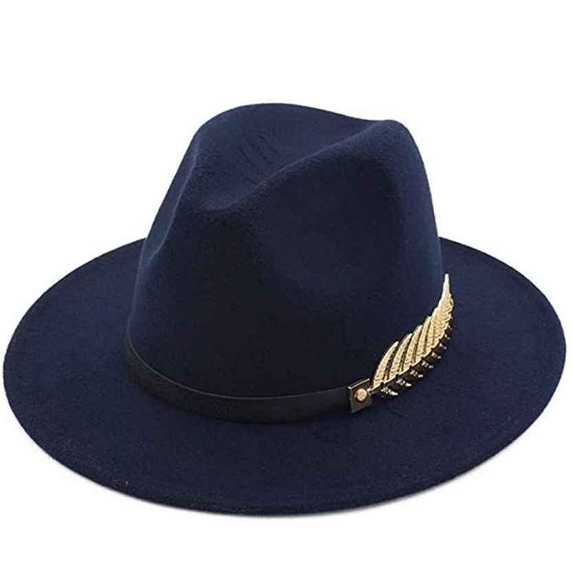 "This Vim Tree Panama Hat comes in a wide array of colours, but this navy version with golden feather buckle detail is just the style to recreate Kate's look! It's a one-size-fits-all product.</p><p>Vim Tree Unisex Felt Panama Hat Short Brim Crushable Fedora Hat, $16.66, <a href=""https://www.amazon.ca/Vim-Tree-Womens-Fedora-Panama/dp/B07MDJLB3B/ref=sr_1_5?dchild=1&keywords=navy+women%27s+fedora&qid=1578687275&sr=8-5"" target=""_blank"">Amazon</a></p><p>Screenshot via amazon.ca"