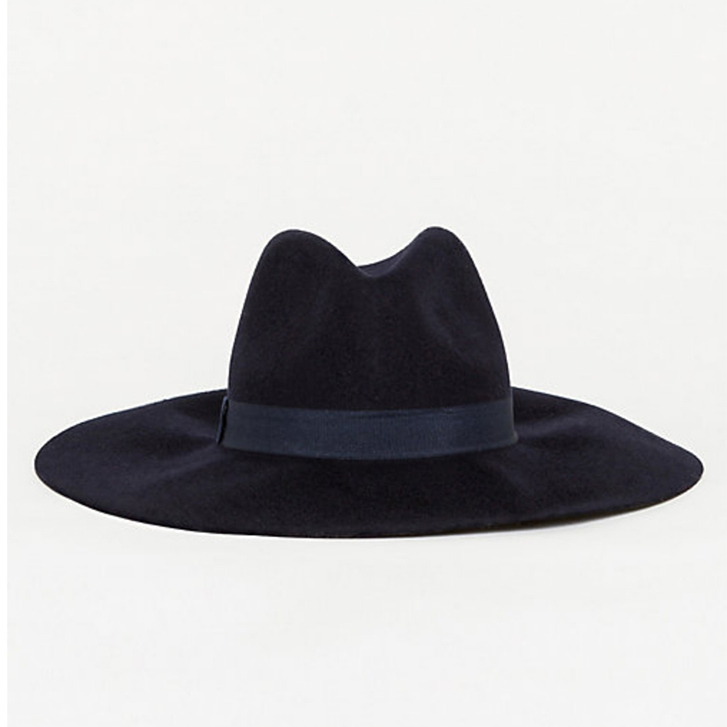 "Don't let this fantastic deal go to waste! The <a href=/tags/0/le-chateau><Stron>Le Château</a></strong> Wool Felt Fedora is a steal. The pure wool style is finished with matching ribbon trim.</p><p>Wool Felt Fedora, $10, <a href=""https://www.lechateau.com/style/browse/productDetailWithPicker.jsp?productId=338201&selectedColor=Navy&selectedSize=M&storeId=333&locale=en_CA&feed=lengow&gclid=CjwKCAiA3uDwBRBFEiwA1VsajGU-T1a5w2R4-9Kf6QgXFmto4VYbFqKulLYkWZ5xKfyAhVo2LO40pxoCbE0QAvD_BwE"">Le Château</a></p><p>Screenshot via lechateau.com"