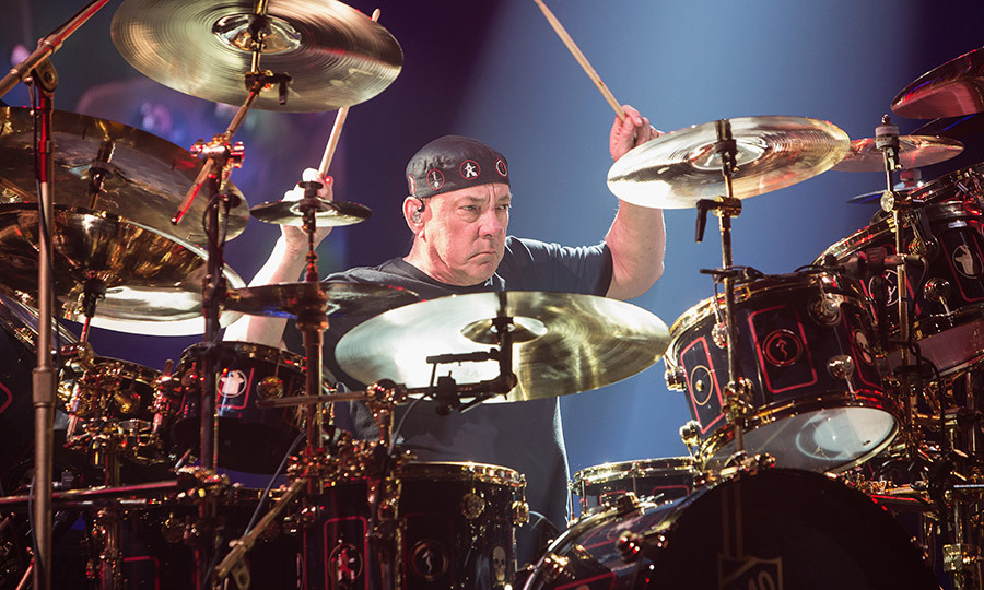 <h2>Neil Peart - Jan. 7</h2>