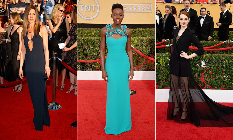 The best SAG Awards red carpet moments of all time - HELLO! Canada