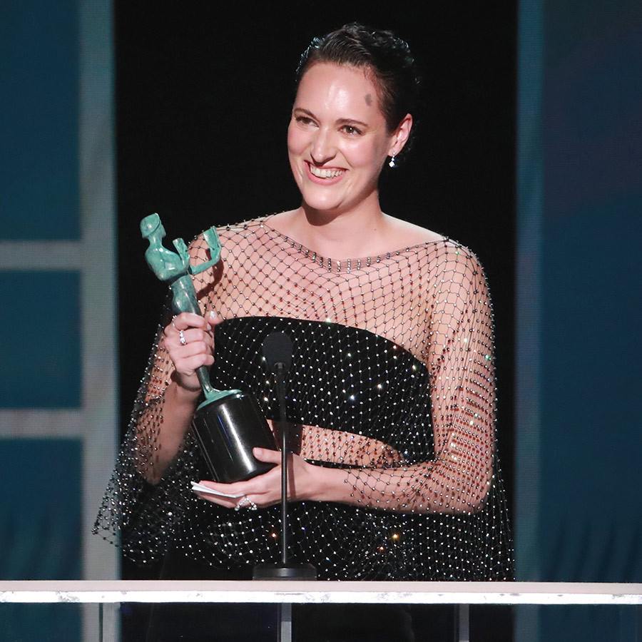 <h2>Outstanding Performance by a Female Actor in a Comedy Series</h2>