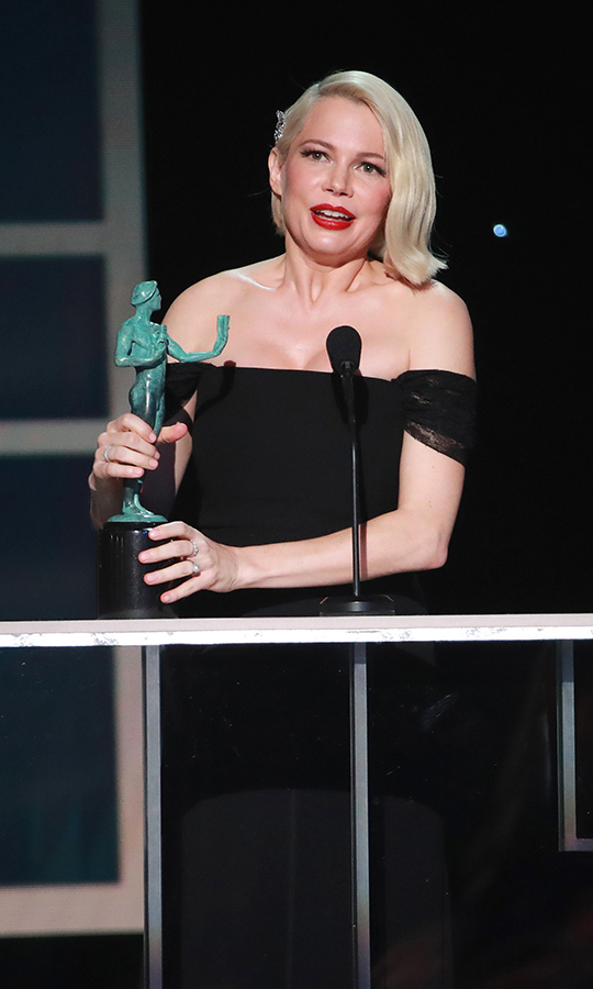 <h2>Best Female Actor in a Teelvision Movie or Limited Series</h2>