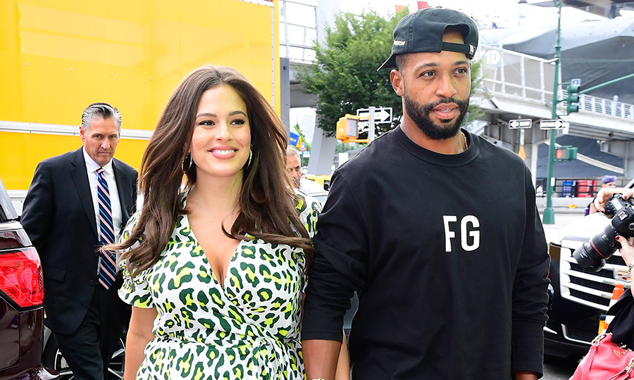 <h2>Ashley Graham and Justin Ervin</h2>