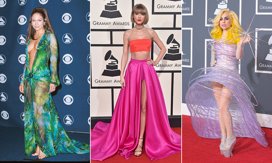 There's nothing like the <a href=/tags/0/grammys><strong>GRAMMYs</strong></a>. When it comes to the show's red carpet looks, literally anything goes. Celebrities go all out to see how much of a statement they can make, and viewers love seeing the dramatic, breath-taking and sometimes wild outfits.<p>There have been many beautiful and outrageous looks over the years, but there are special ones we keep talking about long after. Ahead of the <a href=/tags/0/2020-grammy-awards><strong>2020 GRAMMYs</strong></a> on Jan. 26, take a look back at those memorable styles.<p><strong>Scroll through the gallery (or click through if you're on desktop) to see the most iconic GRAMMYs looks of all time!</strong><p>Photos: &copy; Jeff Vespa/WireImage, Axelle/Bauer-Griffin/FilmMagic, Jason Merritt/Getty Images
