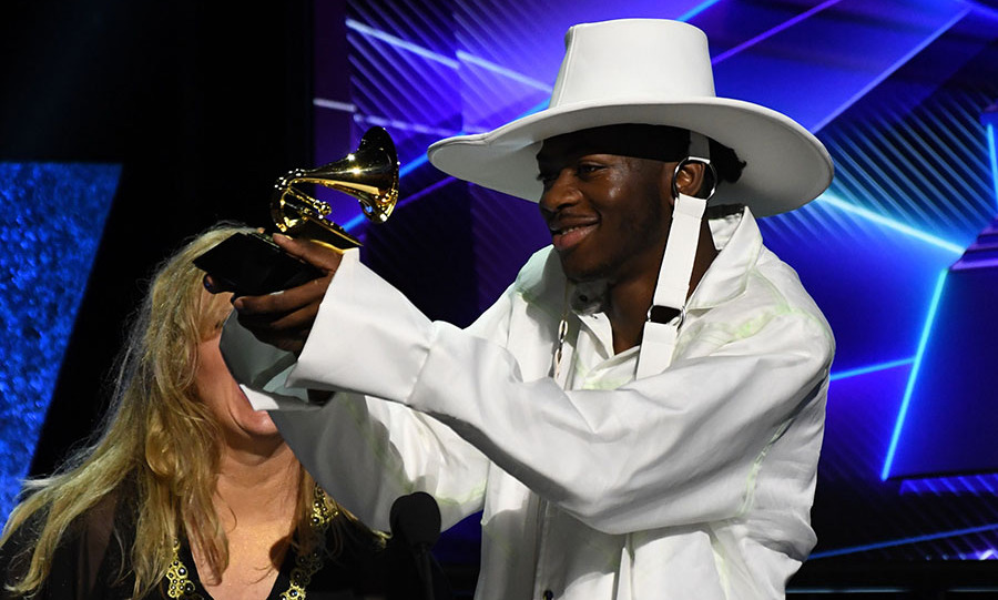 "<strong>Lil Nas X</strong> scooped up the award for Best Music Video for ""Old Town Road"" during the 2020 Grammy Awards pre-telecast. The track also won for Best Pop Duo/Group Performance during the show.