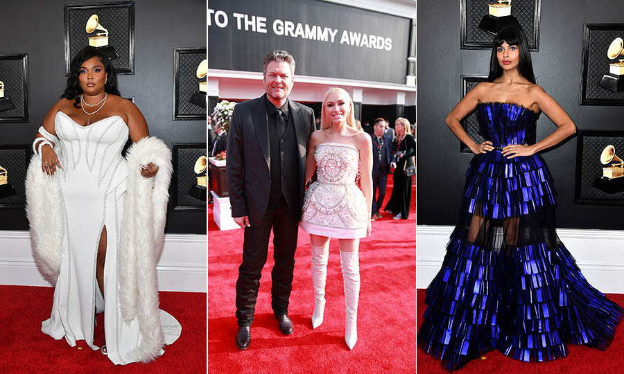 2020 grammys all the red carpet looks you need to see hello canada 2020 grammys all the red carpet looks