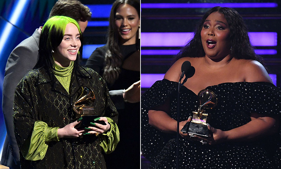 Congratulations to all the winners at the <Strong><a href=/tags/0/grammys>2020 GRAMMYs</a></strong>! Music's biggest night saw many newcomers take home some of the key prizes, such as Best New Artist, Record of the Year and Album of the Year.