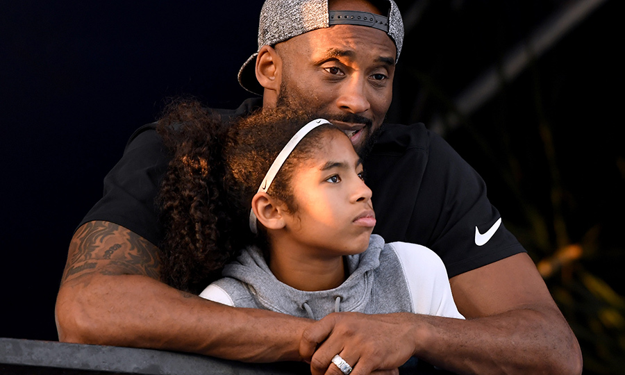 <h2>Kobe Bryant and Gianna Bryant – Jan. 26</h2>